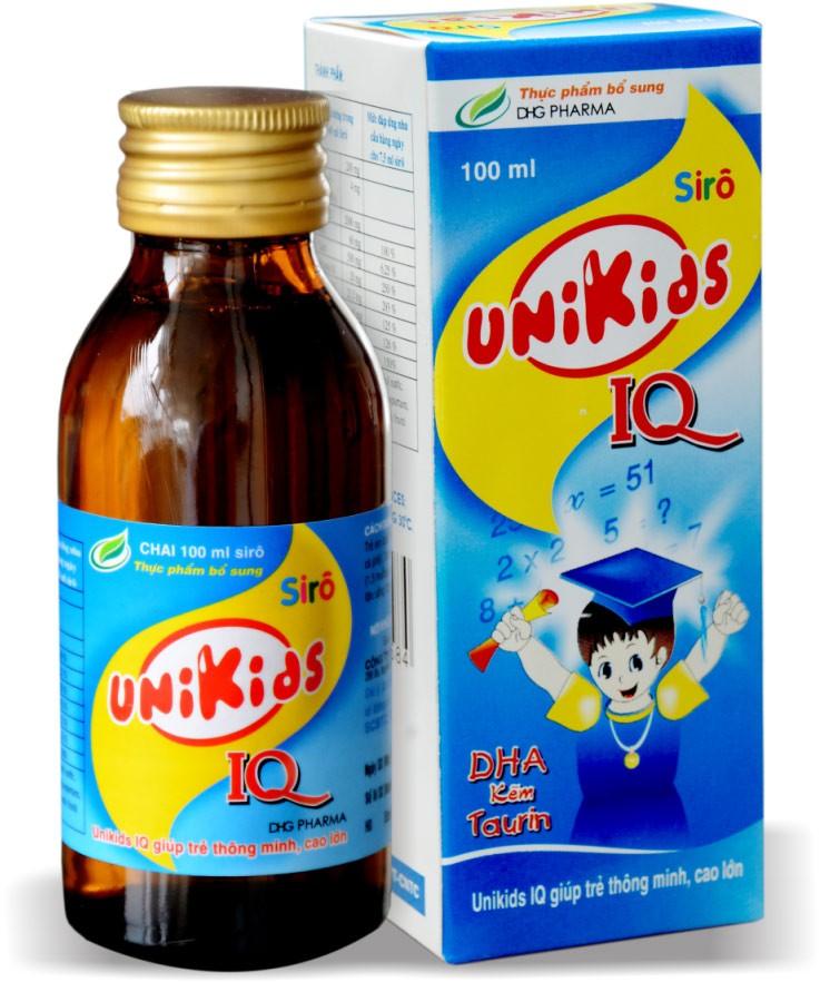 Được biết, thuốc sirô UNIKIDS mà bé gái 4 tuổi uống trước khi tử vong đang được bày bán rộng rãi trên thị trường