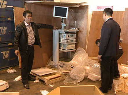 Các bệnh viện tuyến huyện khác ở Hà Nội cũng sẽ được thanh tra để tránh trường hợp dùng máy lậu khám cho bệnh nhân