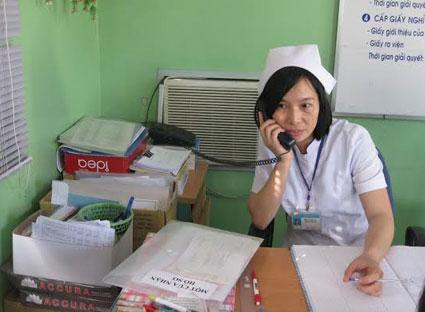 Bệnh viện ngày Tết sẽ trực đường dây nóng 24/24 để giải đáp thắc mắc của người bệnh