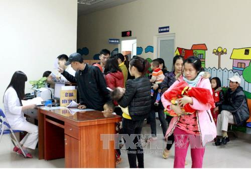Viện nhi trung ương áp dụng nhiều biện pháp để tránh tình trạng bệnh viện quá tải như mọi năm