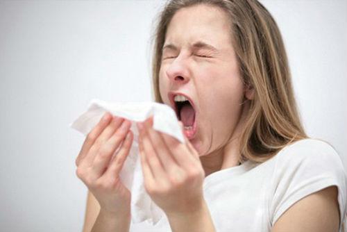 Có thể bị cúm khi thời tiết chuyển mùa
