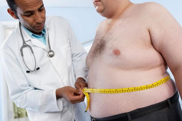 Ngước mắc bệnh béo phì có nguy cơ mắc bệnh tim mạch cao