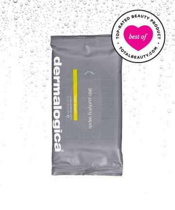Dermalogica Skin Purifying Wipes cung cấp màng bảo vệ chống khuẩn cho bề mặt da, giúp ngăn ngừa nổi mụn