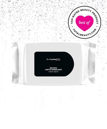 MAC Wipes giải pháp giúp loại bỏ mỹ phẩm trên khuôn mặt mà không gây kích ứng cho da