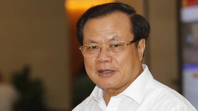 Ông Phạm Quang Nghị nguyên bí thư thành ủy Hà Nội