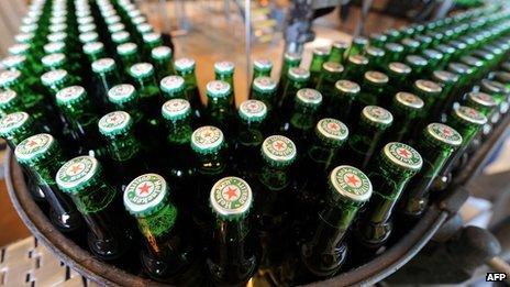 Trời nồm ẩm khiến Heineken ế hàng ở châu Âu