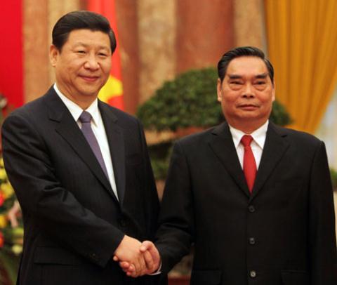 Việt Nam - TQ bàn về biển đông