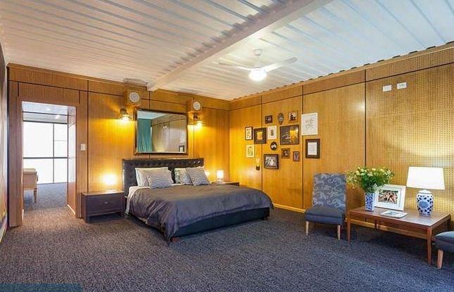 Phòng ngủ rộng, thoáng có khả năng thông gió tốt