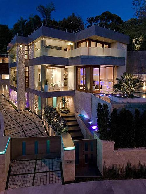 Ngôi biệt thự đặc biệt của Bill Gates 1