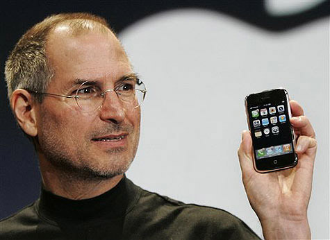tỷ phú Steve Jobs 1