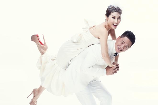 Bình Minh – Diễm My 9x lộ ảnh cưới khiến cư dân mạng ngỡ ngàng