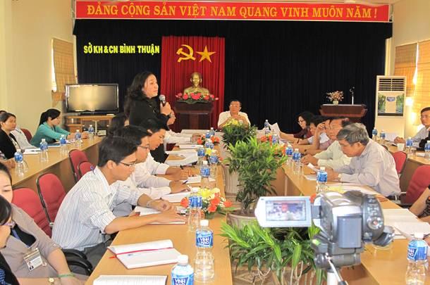 Bình Thuận: Đẩy mạnh áp dụng ISO vào cải cách hành chính