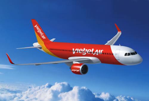 Bộ Công thương chỉ đích danh VietjetAir là hãng máy bay giá rẻ nội địa nên đi