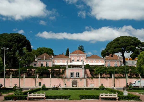 Cung điện Belém Palace có kiến trúc độc đáo, lạ mắt