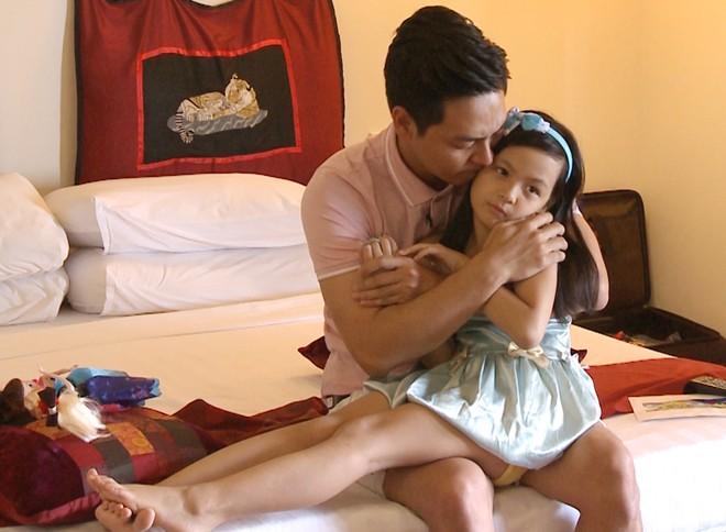 MC Phan Anh đã trở thành Ông bố đẹp trai nhất trong Bố ơi mình đi đâu thế mùa đầu tiên
