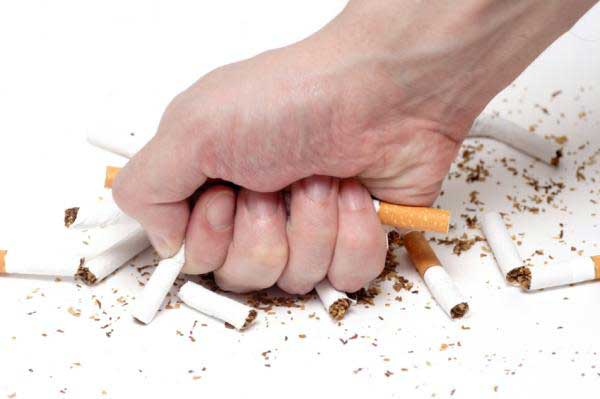 Mẹo cai thuốc lá trong 5 ngày