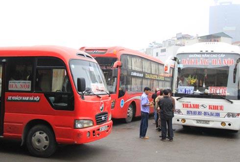 Bộ trưởng Đinh La Thăng kêu gọi 'tẩy chay' hãng xe không chịu giảm giá cước nếu cần
