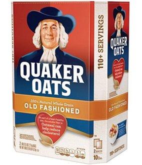 Vụ thu hồi sẽ ảnh hưởng lớn tới doanh thu của bột yến mạch Quaker Oats