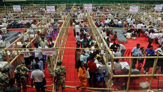 bầu cử tại Ấn Độ