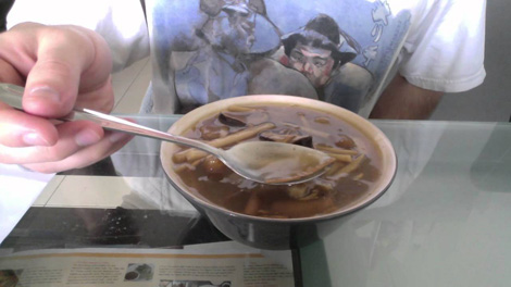 Món súp bong bóng cá của người Trung Quốc