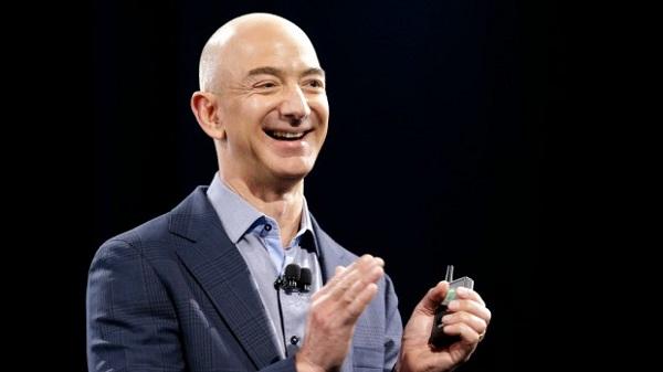 Ông chủ Amazon - Jeff Bezos