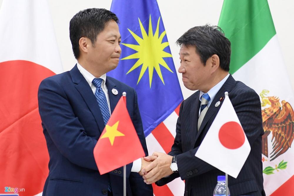 Hiệp định TPP được chính thức thông qua với tên gọi mới là CPTPP, bao gồm 11 thành viên.