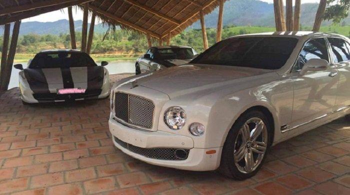 Không chỉ cà phê, ông chủ Trung Nguyên còn sở hữu bộ sưu tập xe 'khủng' nhất Việt Nam