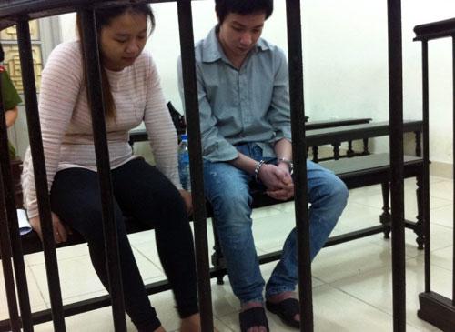 Nhập ma túy về bán, chồng kéo vợ vào vòng lao lý