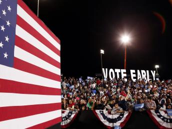 Đảng Dân chủ và Đảng cộng hòa hầu hết đều bỏ phiếu tán thành chiến lược tiêu diệt ISIS của ông Obama