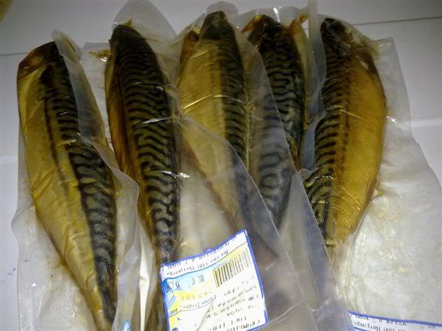 Sản phẩm cá trích xông khói của hãng bị thu hồi