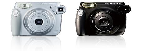 Các màu của máy Fujifilm Instax 210