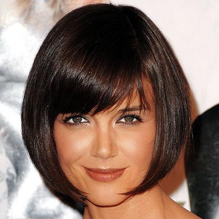 Tóc Vic là một trong số các kiểu tóc đẹp tạo góc cạnh cho khuôn mặt tròn
