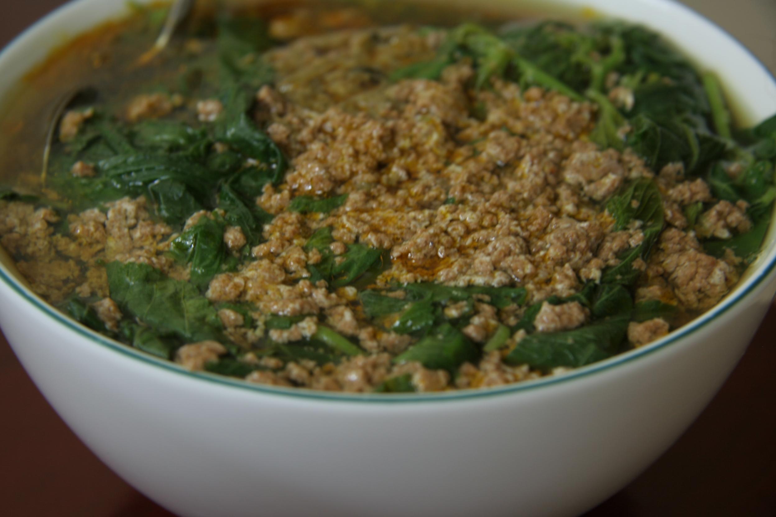 Canh rau đay là một trong các món ăn ngon mùa hè thanh nhiệt giải đôc