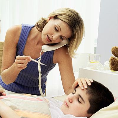 Phân biệt cảm cúm với cảm lạnh là một trong những lưu ý khi chăm sóc trẻ mùa đông