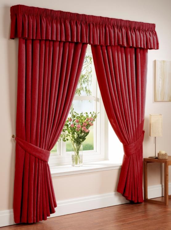 Cách chọn rèm cửa độc đáo cùng màu sơn tường rất quan trọng trong việc tôn lên nét đẹp của không gian sống