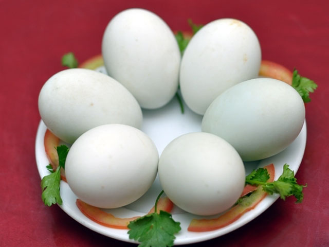 Cách chọn trứng vịt lộn luôn tươi và non với các mẹo đơn giản