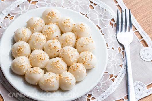 Cách làm bánh trôi đơn giản, thơm ngon