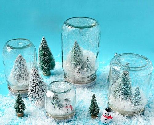 Những chiếc bình thủy tinh độc đáo đã sẵn sàng để trang trí hoặc mang tặng bạn bè và những người thân yêu