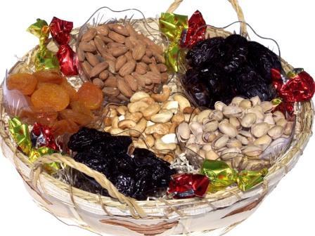 Trái cây sấy khô có chứa nhiều vitamin và khoáng chất tốt cho sức khỏe