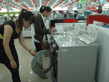 Chọn mua máy giặt trong năm 2014 với nhiều kiểu dáng và thiết kế mới
