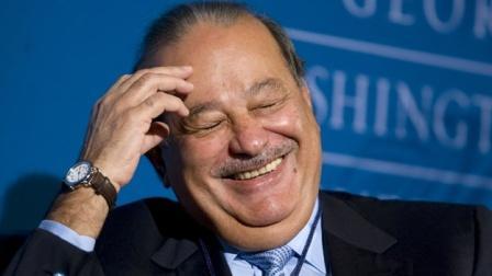 Carlos Slim là một tỷ phú có lối sống tiết kiệm