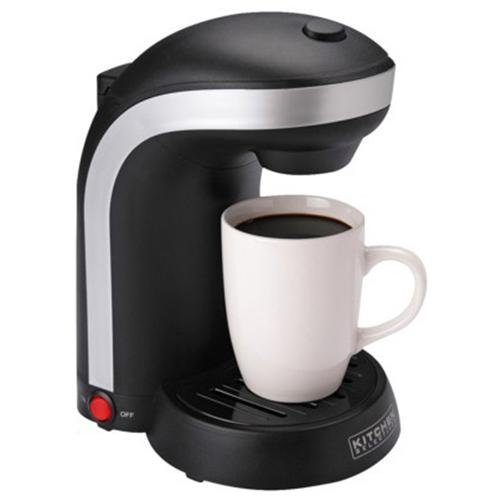 Máy pha cà phê nhỏ giọt Kitchen Selectives CM-688 1-Cup Single Serve Drip Coffee Maker