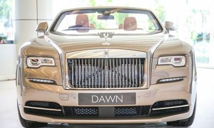 Rolls-Royce Dawn đầu tiên về Việt Nam và được rao bán với giá 33,4 tỷ đồng