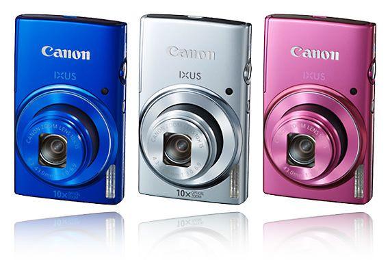 Các mẫu sản phẩm Canon IXUS 155