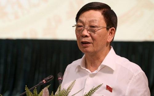 Trung ương đồng ý cho Chủ tịch Hà Nội thôi chức