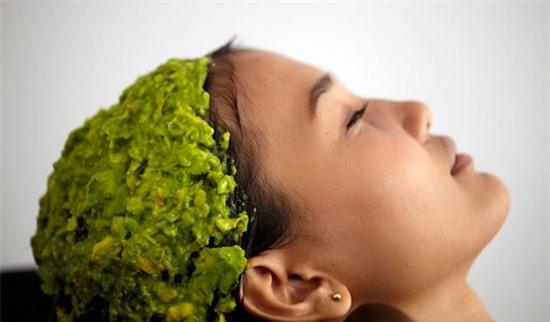 Chăm sóc tóc mùa đông tự nhiên