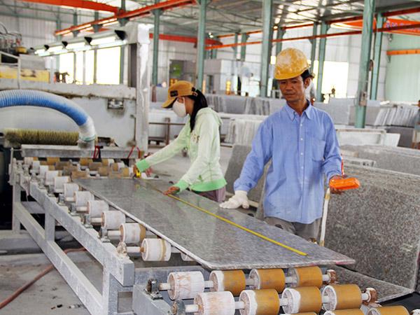 Sản phẩm khoáng sản chất lượng cao của Ninh Thuận