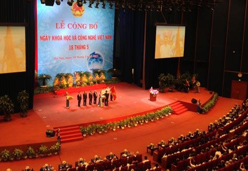 Hàng loạt các hoạt động diễn ra chào mừng ngày KH&CN Việt Nam