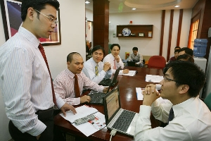 Đào tạo chất lượng các nhà cung cấp để luôn bắt kịp sự thay đổi của họ