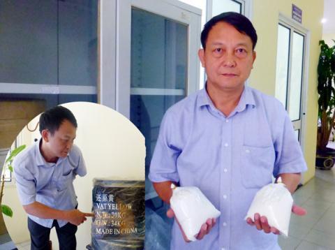 Ông Phạm Tiến Dũng, Trưởng phòng Thanh tra chuyên ngành, thanh tra Bộ NN&PTNT